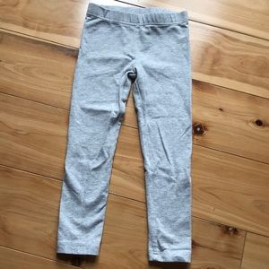 Carters light grey leggings